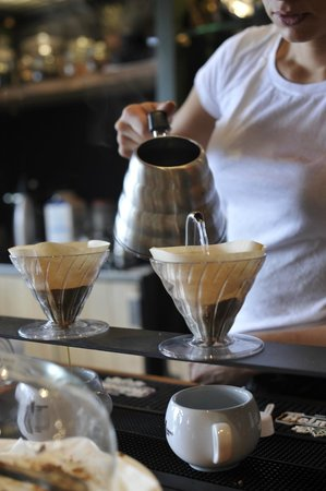 Zak: The coffee making