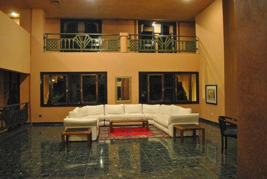 Hotel Riu Tikida Garden : salon de detente