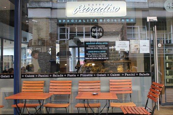 Caffe Paradiso front