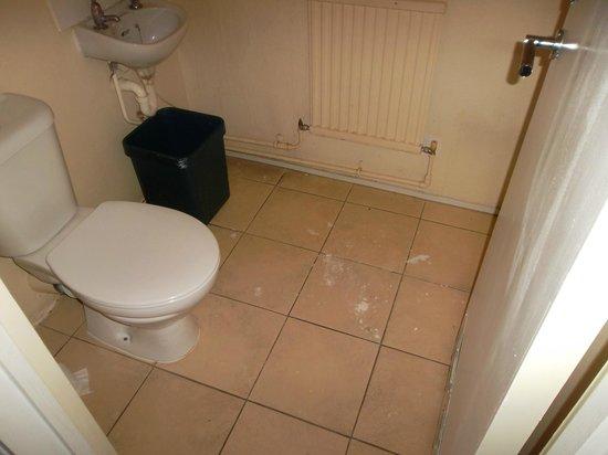 The Londonears Hostel: Sanitaires très sales
