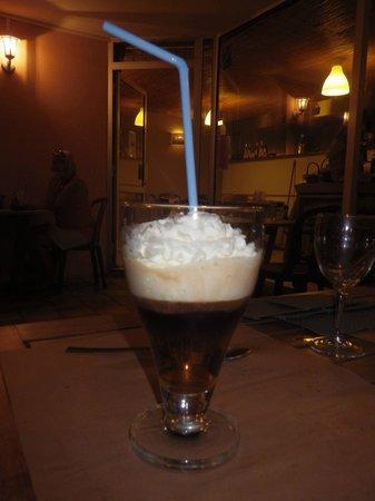 Le Hamac : irish coffee