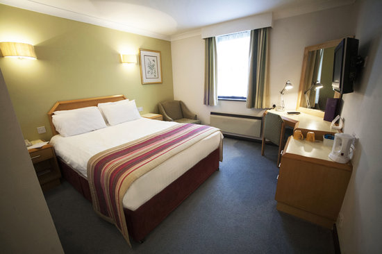 Dragonfly Hotel King's Lynn: Double bedroom