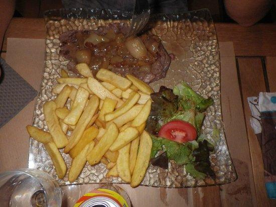 Le Hamac : bavette