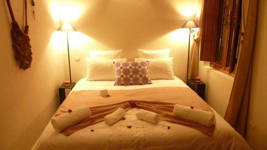 Riad Quara : Mon lit <3
