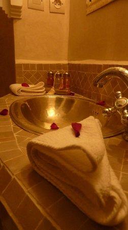 Riad Quara : Salle de bains