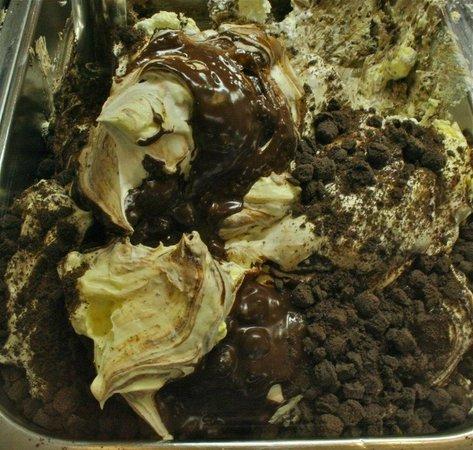 Gelateria Siciliana : cookies