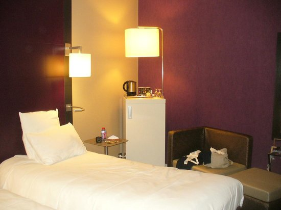 Mercure Troyes Centre: Our room