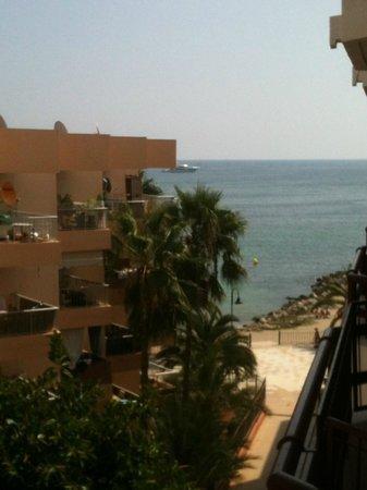 Apartamentos Lido: room view