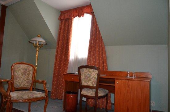 Bellevue Hotel : Наш номер