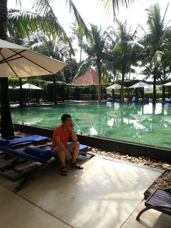 Anantara Hoi An Resort: Room next to Pool