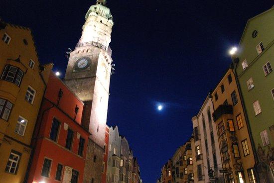 Ibis Innsbruck: old town