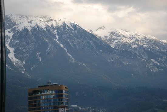 Ibis Innsbruck: View from room