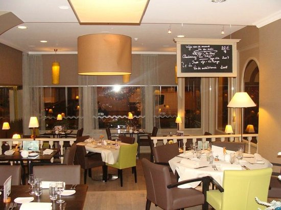 Hotel Cajou: Restaurant
