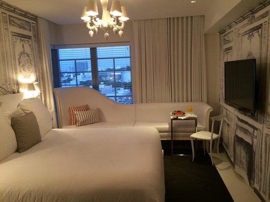 Sls South Beach Deluxe City View Room