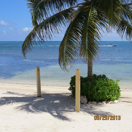Coco Beach Resort: View From our Porch