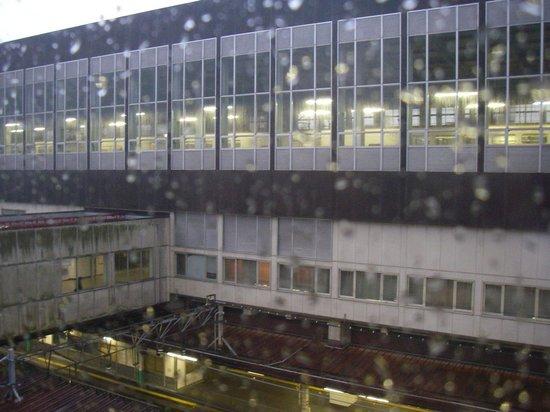 Hotel Mets Nagaoka: 部屋からの眺望