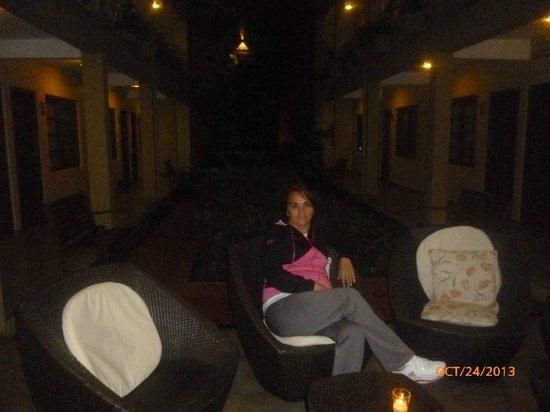 Hotel Jardin de Iguazu: En el patio