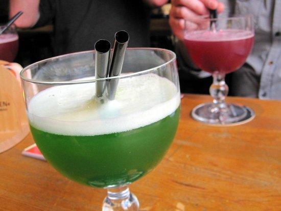 Aufsturz: Berlin beer with flavouring