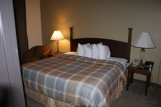 Staybridge Suites Phoenix/Glendale: bedroom #1 - king bed