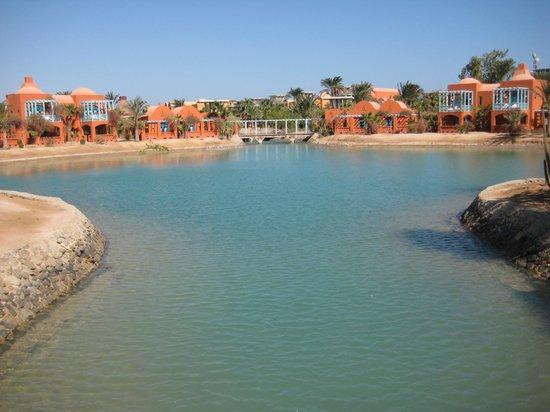 Sheraton Miramar Resort El Gouna: территория отеля