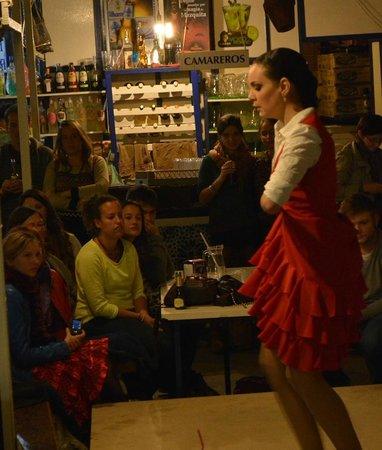 La Carbonería: Flamenco carboneria