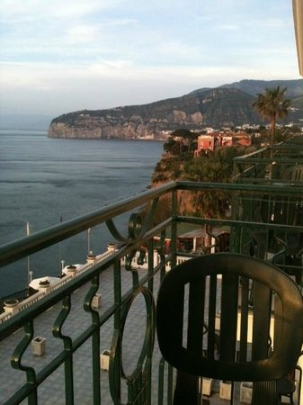 Europa Palace Grand Hotel: The Sorrento Coast