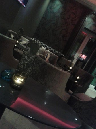 Hotel Xenia Autograph Collection : Bar lounge