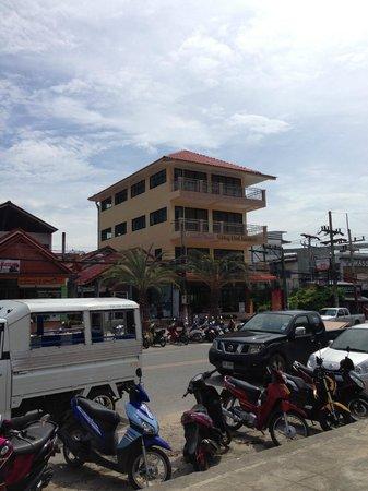 Nong Eed House : vue de la rue : ce qui présente le mieux!
