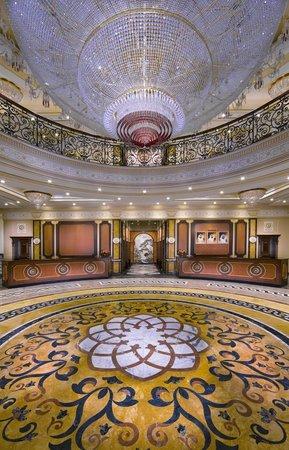 Royal Rose Hotel: Hotel Lobby