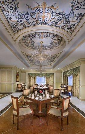 Royal Rose Hotel: Restaurant