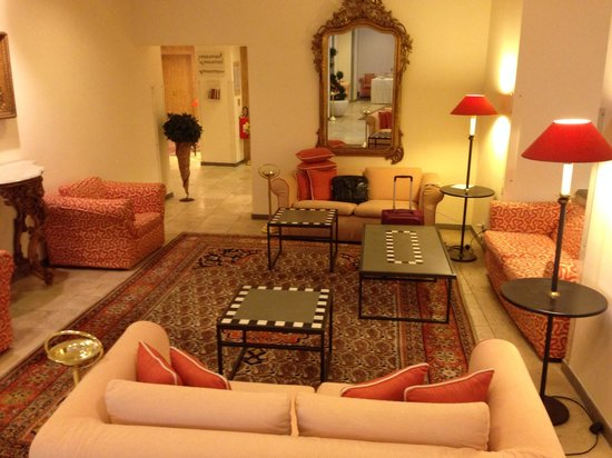 Grand Hotel Minerva: 2