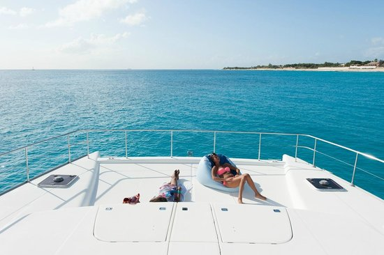 Private Yacht Charter SXM: Nirvana