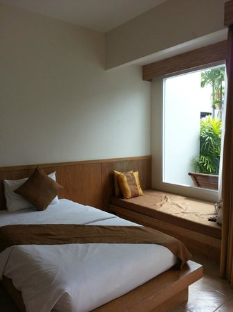 Kata Lucky Villa & Pool Access: Bedroom