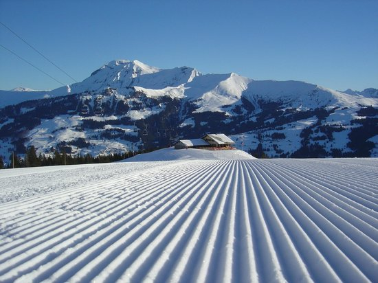 Skigebiet Betelberg: Piste Leiterli - Stoss