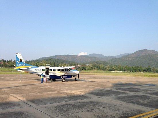 Thai Adventure Rafting - Day Tours: Retour du rafting de Mae Hong Song jusqu'à Chiang Mai via Kan Air pour 1500 Bahts
