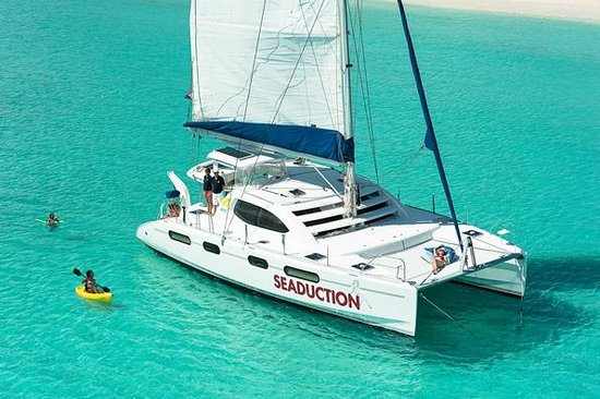 Private Yacht Charter SXM: Seaduction