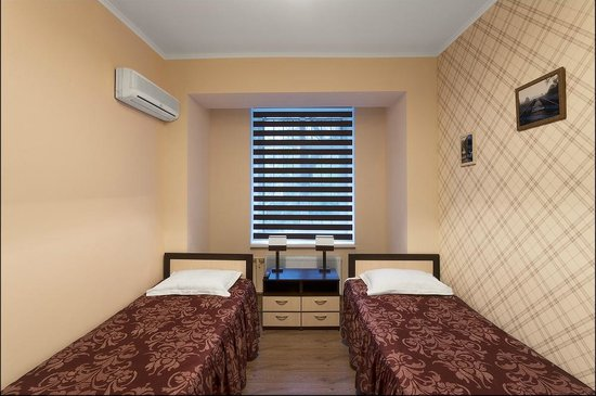 Apriori Mini-Hotel : Эконом номер