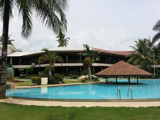 Sabin Resort Hotel: the pool