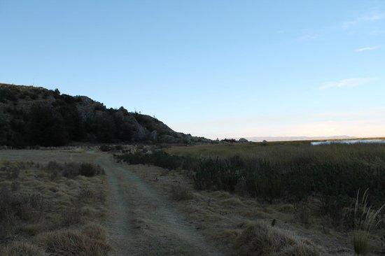 Libertador Lake Titicaca: Pathway