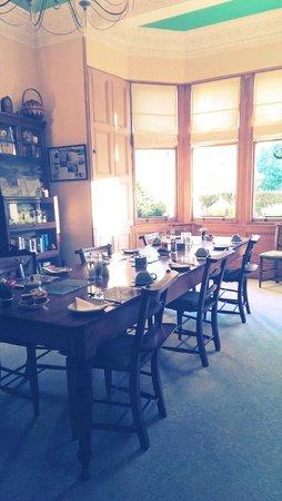 Balmoral Guesthouse: Sala colazione