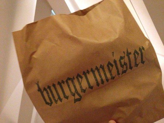 Burgermeister: Busta