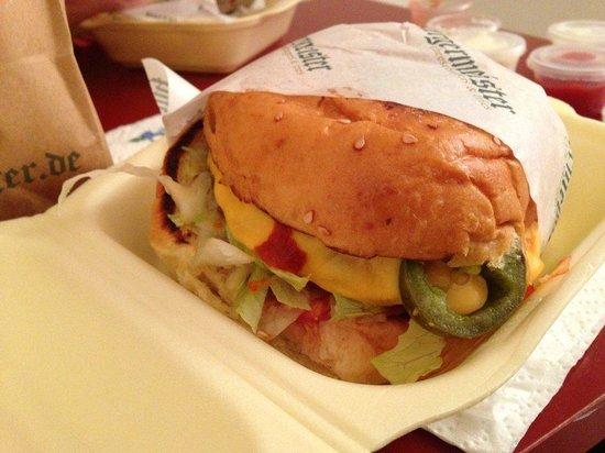 Burgermeister: Hamburger 2 piccante