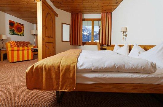 Hostellerie am Schwarzsee : Hotelzimmer