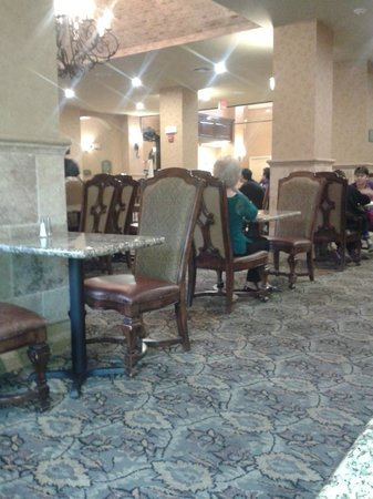 Comfort Suites Alamo/Riverwalk: Comedor