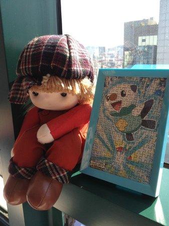 Rio House Hongdae: Adorable Doll 1