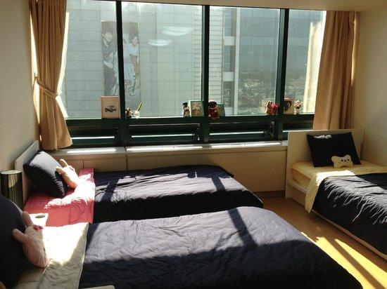 Rio House Hongdae: Comfortable Beds