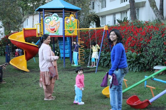Sterling Kodai Lake: Outdoor Play area