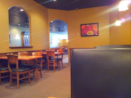Gucci's Pizza: We also offer a party room separate from the main dining area