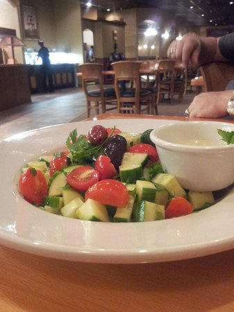 Gucci's Pizza: We also offer a variety of fresh, tasty and unusual salads!