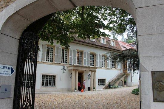 Château du Petit Musigny à Chambolle : Chateau Andre Ziltener